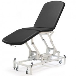 3 sections medical couch...