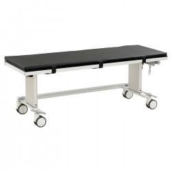 Adjustable X-ray table