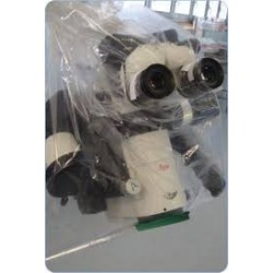 Microscope protective covers