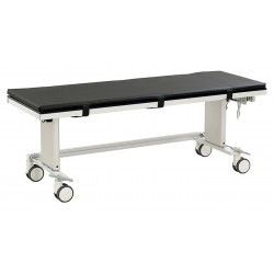 Height adjustable X-ray table