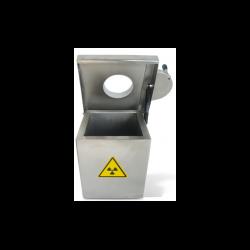 Medisharp - shielded bin...