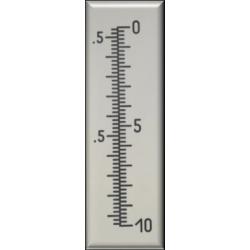 X-ray ruler 4