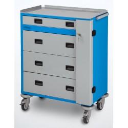 Lockable Drug Cabinet
