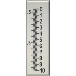 X-ray ruler 5