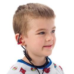 Pneumatic headphonepads for...