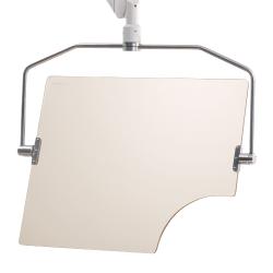 X-ray overhead shields