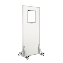 X-ray Leaded mobile shields