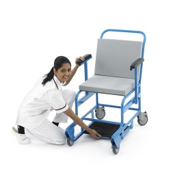 Basic portering MRI chair