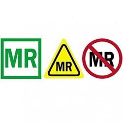 Autocollants IRM - Pack de 42
