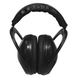 MRI head coil ear protection