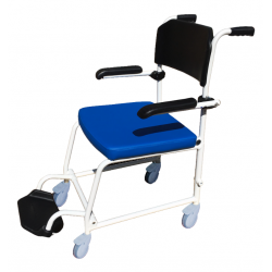 Non-magnetic wheelchair for...
