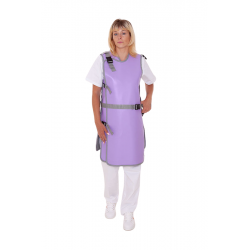 Leaded apron model 526